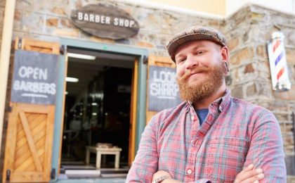 business owner approved for small business financing